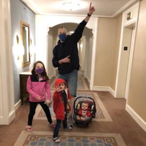 Safe Routes Utah Walk-n-Roll winner - Parent - Jordan