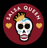 Logo for Salsa Queen
